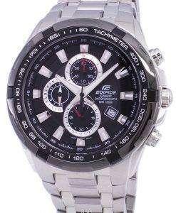 Casio Edifice Chronograph Tachymeter EF-539D-1AV EF539D-1AV Men's Watch