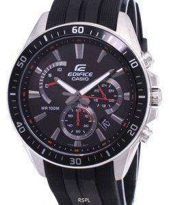 Casio Edifice Chronograph Quartz EFR-552P-1AV EFR552P-1AV Men's Watch