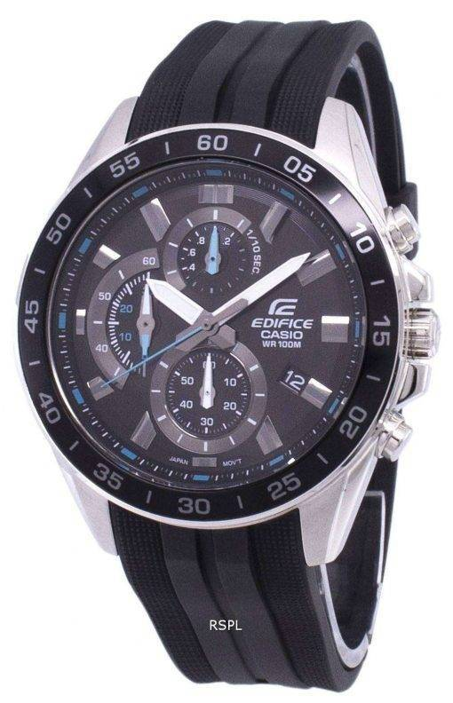 Casio Edifice Chronograph Quartz EFV-550P-1AV EFV550P-1AV Men's Watch