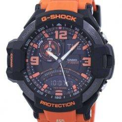 Casio G-Shock Gavitymaster Neon Illuminator Analog-Digital GA-1000-4A Men's Watch