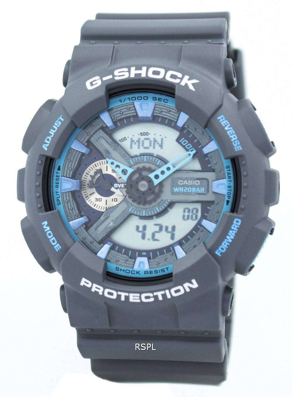 Casio G-Shock GA-110TS-8A2 Mens Watch 7281b8b014