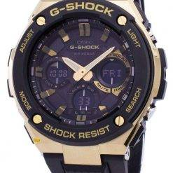 Casio G-Shock G-STEEL Analog-Digital World Time GST-S100G-1A Men's Watch