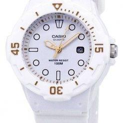 Casio Enticer Classic Analog White Dial LRW-200H-7E2VDF LRW-200H-7E2V Womens Watch