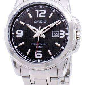 Casio Enticer Analog Quartz LTP-1314D-1AVDF LTP-1314D-1AV Womens Watch