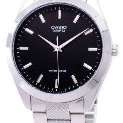 Casio Quartz Analog Radiant Blue Dial MTP-1274D-1ADF MTP-1274D-1A Mens Watch