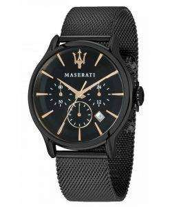 Maserati Epoca Chronograph Quartz R8873618006 Men's Watch