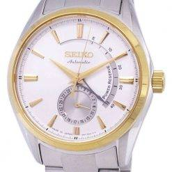 Seiko Presage Automatic Power Reserve Japan Made SSA306 SSA306J1 SSA306J Men's Watch
