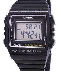 Casio Digital Alarm Chronograph W-215H-1AVDF W-215H-1AV Unisex Watch