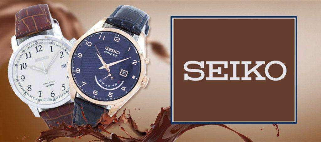 Seiko Kinetic - Citywatches.ca