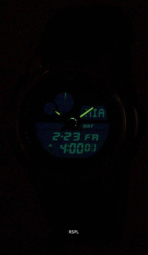 Casio Analog Digital Thermometer AQF-102W-1BVDF AQF-102W-1BV Mens Watch