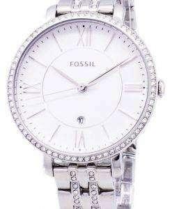 Fossil Jacqueline Quartz Crystals Accents ES3545 Womens Watch