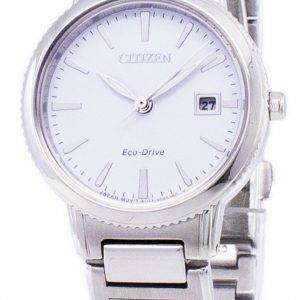 Citizen Eco-Drive Chandler Silhouette EW2370-57A Women's Watch