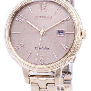 Citizen Eco-Drive Chandler Silhouette EW2443-55X Women's Watch