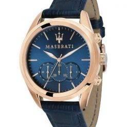 Maserati Traguardo Chronograph Quartz R8871612015 Men's Watch