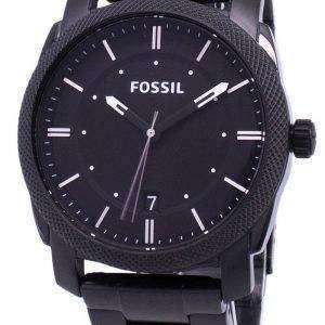 Fossil Machine Black IP Stainless Steel FS4775 Mens Watch
