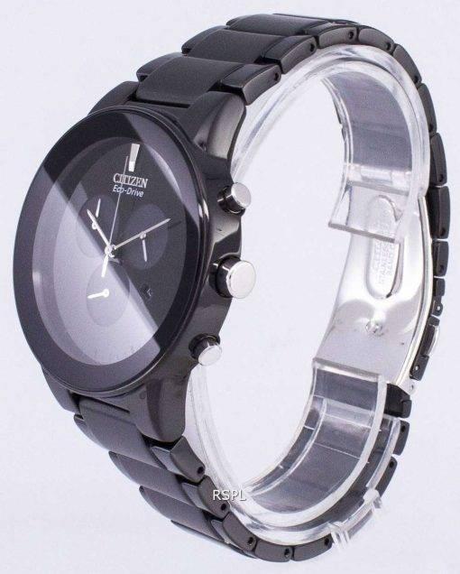 Citizen Axiom Eco-Drive Chronograph AT2245-57E Men's Watch