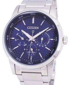Citizen Eco-Drive GMT Analog BU2010-57L Men's Watch