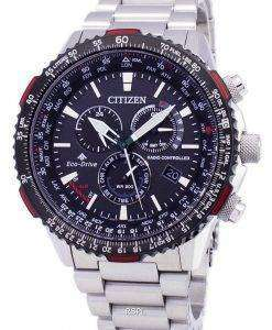 Citizen Promaster Eco-Drive Radio Controlled Chronograph 200M CB5001-57E Men's Watch