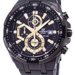 Casio Edifice Chronograph Quartz EFR-539BK-1AV EFR539BK-1AV Men's Watch