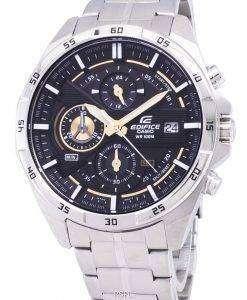 Casio Edifice Chronograph Quartz EFR-556D-1AV EFR556D-1AV Men's Watch