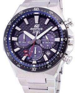 Casio Edifice Solar Chronograph EQS-800CDB-1AV EQS800CDB-1AV Men's Watch