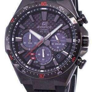 Casio Edifice Solar Chronograph EQS-800CPB-1AV EQS800CPB-1AV Men's Watch
