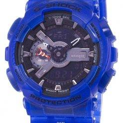 Casio G-Shock Shock Resistant Analog Digital 200M GA-110CR-2A GA110CR-2A Men's Watch