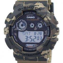 Casio G-Shock Digital Camouflage Series GD-120CM-5 Mens Watch