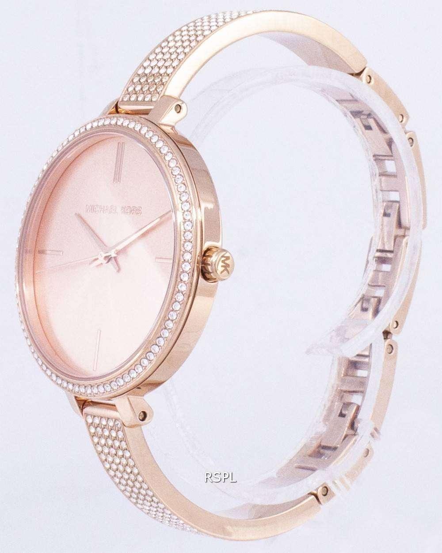 04dfcba1ef1b Michael Kors Jaryn Quartz Diamond Accents MK3785 Women s Watch