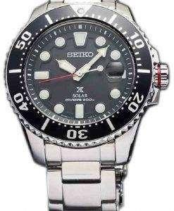 Seiko Prospex SBDJ017 Diver 200M Solar Japan Made Men's Watch