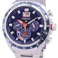 Seiko Prospex Solar Chronograph Power Reserve SSC601 SSC601P1 SSC601P Men's Watch