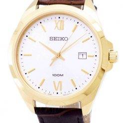 Seiko Neo Classic Sports Analog Quartz SUR284 SUR284P1 SUR284P Men's Watch