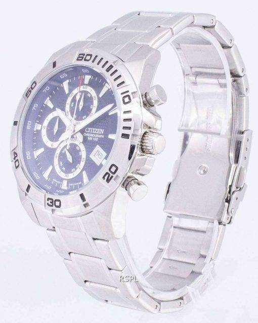 Citizen Analog AN3490-55L Chronograph Tachymeter Quartz Men's Watch