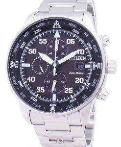 Citizen Aviator CA0690-88E Eco-Drive Chronograph Men's Watch