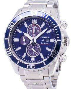 Citizen Promaster Eco-Drive CA0710-82L Chronograph 200M Men's Watch