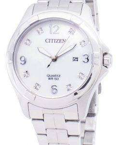 Citizen Quartz EU6080-58D Diamond Accents Women's Watch