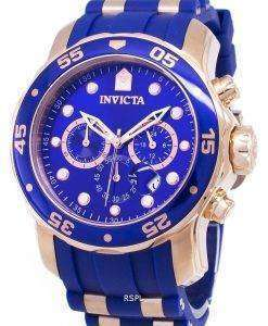 Invicta Pro Diver 18197 Chronograph Quartz 200M Men's Watch