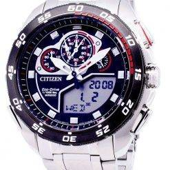 Citizen Promaster Eco-Drive JW0124-53E Chronograph 200M Men's Watch