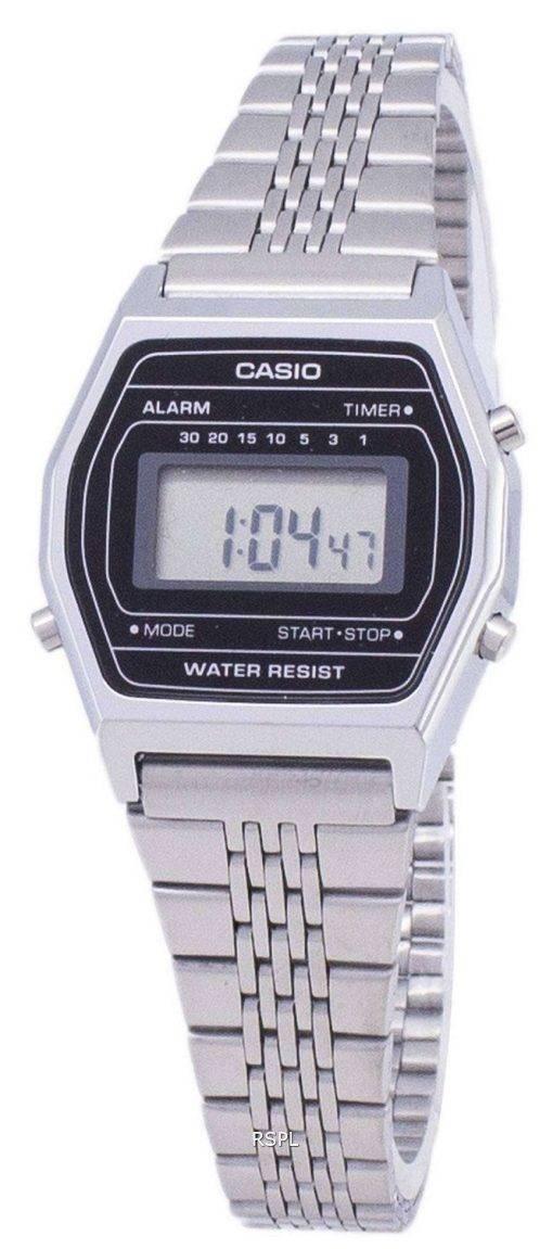Casio Vintage LA690WA-1 Digital Women's Watch