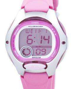 Casio Digital Sports Illuminator LW-200-4BVDF Womens Watch