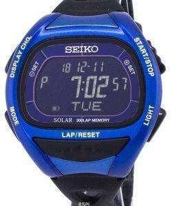 Seiko Prospex SBEF029 Super Runner Lap Memory Solar Men's Watch