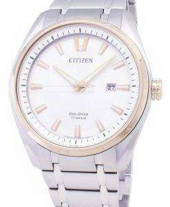Citizen Eco-Drive AW1244-56A Titanium Men's Watch