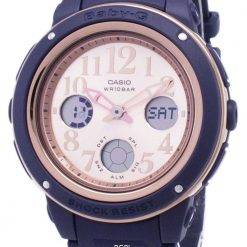 Casio Baby-G BGA-150PG-2B1 Illumination Analog Digital Women's Watch