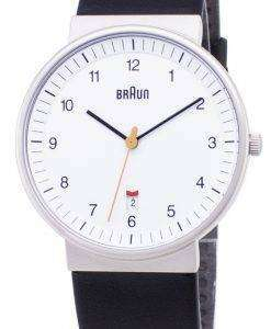Braun Classic BN0032WHBKG Analog Quartz Men's Watch