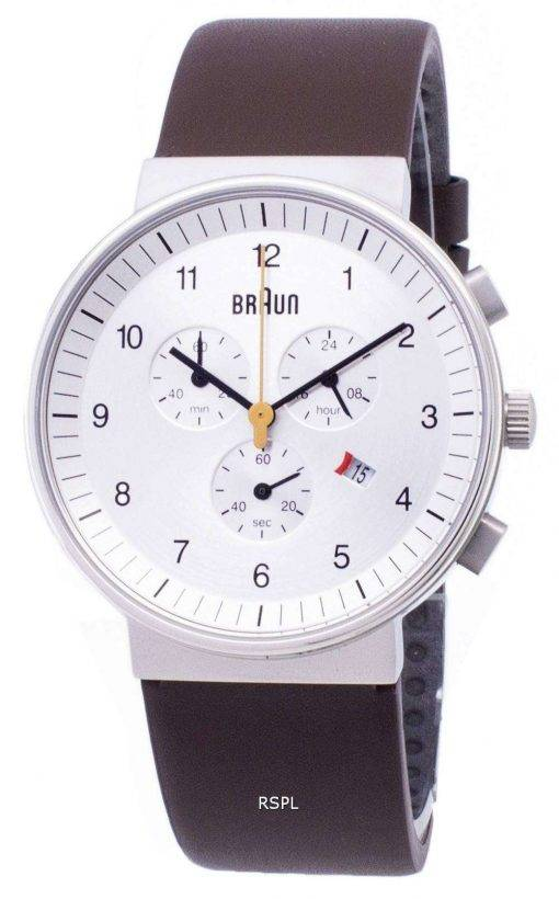 Braun Classic BN0035SLBRG Chronograph Quartz Men's Watch