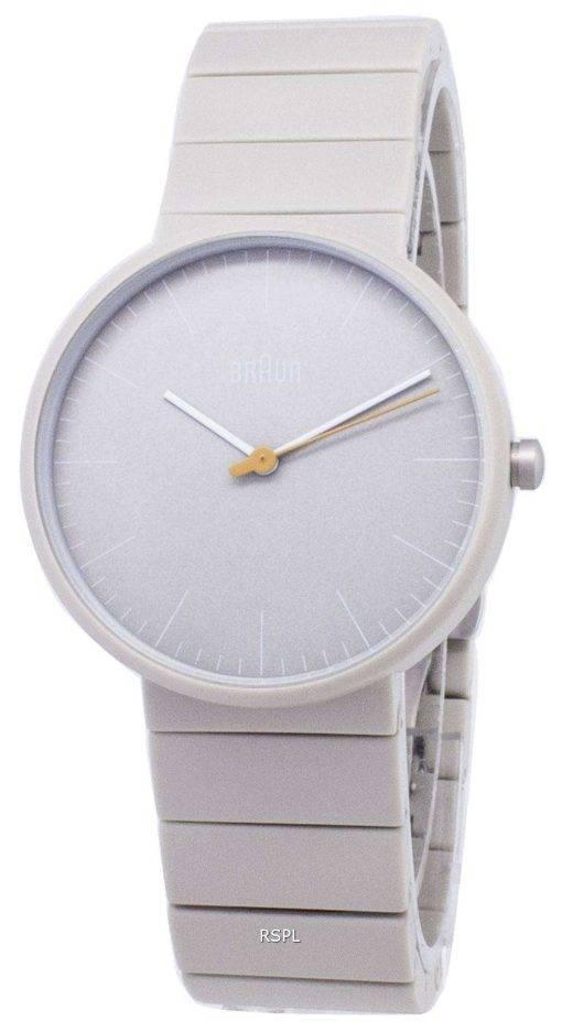 Braun Classic BN0171GYGYG Analog Quartz Unisex Watch