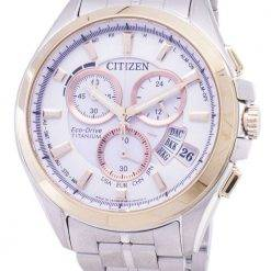 Citizen Eco-Drive BY0054-57A Titanium Analog Men's Watch
