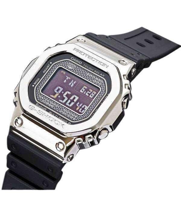 c07ca11f96a Casio G-Shock GMW-B5000-1JF Multiband 6 Bluetooth 200M Men s Watch