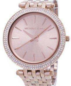 Michael Kors Darci Crystal Embellished Bezel MK3192 Womens Watch