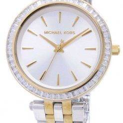 Michael Kors Mini Darci Two Tone Crystals MK3405 Women's Watch